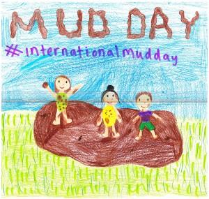 Mud Day Cartoon Pic